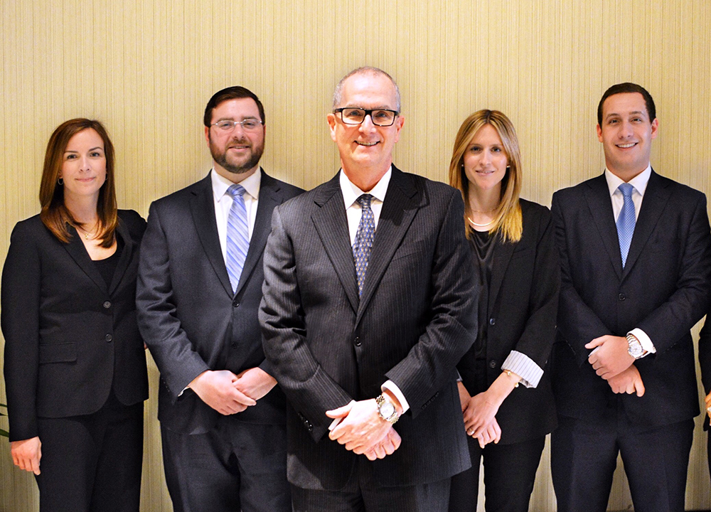 Goldman Associates team photo